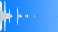 Ceramic Break Crash Impact 03 Sound Effect
