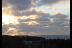 Sunset Timlapse HD Stock Footage