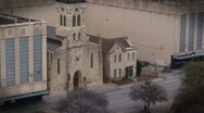Stock Video Footage of San Antonio Texas texas church