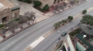 Stock Video Footage of San Antonio Texas riverwalk intersection