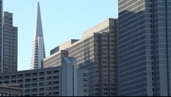 SF Downtown Stock Footage
