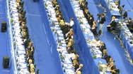 Juries on XXX World Rhythmic Gymnastics Championships Stock Footage