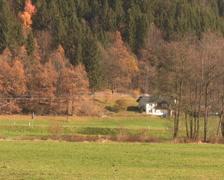Alpine Pasture - stock footage