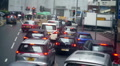 Crazy Hong Kong Traffic Jam Footage