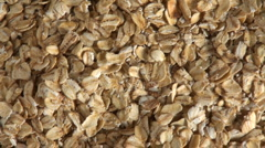 Stock Video Footage of Oats