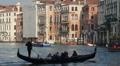 Gondola in Venice Footage