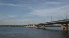 Longest bridge Stock Footage