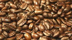 Coffee Beans 3 Stock Footage