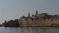 Acre walls P1 Stock Footage