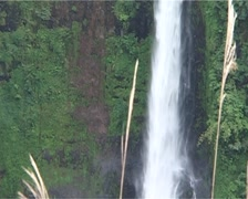 Tad Fane waterfall Stock Footage