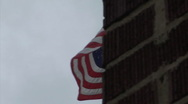 Stock Video Footage of American Flag 3