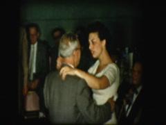 Isä tytär Waltz tanssi häät Arkistovideo