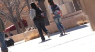 College campus 2890 Stock Footage