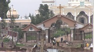 Stock Video Footage of African Christian Orthodox church