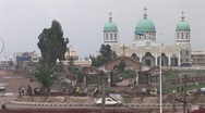 Stock Video Footage of Ethiopian Orthodox church