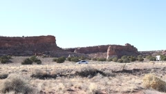 Indian Reservation 3124 - stock footage