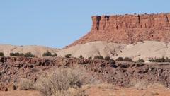Stock Video Footage of Desert Scenery 3093