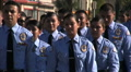 Cadets - Martin Luther King Parade - Los Angeles 2011 HD Footage