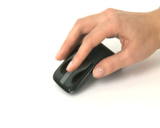 Wireless Mouse PAL 16:9 - stock footage