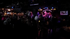 Concert Time Lapse Stock Footage