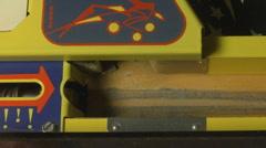 Pinball montage Stock Footage