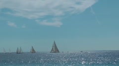 Regatta Stock Footage