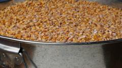 Corn Biofuel Stock Footage