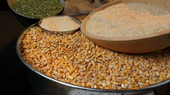 Agricultural Commodities Stock Footage