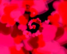 720 X 576 - Heart Vj Loops - 038 Stock Footage