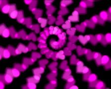 720 X 576 - Heart Vj Loops - 037 Stock Footage