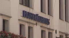 Munich Hofbrauhaus Stock Footage