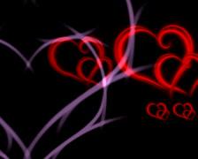 720 X 576 - Heart Vj Loops - 019 Stock Footage