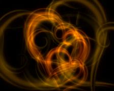 720 X 576 - Heart Vj Loops - 004 Stock Footage