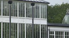 Buxton Pavilion & Gardens Stock Footage
