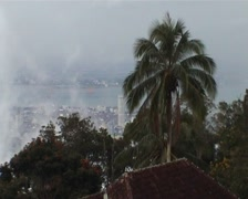 Penang Hill view Stock Footage
