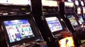 Slot machine players Footage