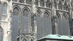 St. Stephens Cathedral Stock Footage