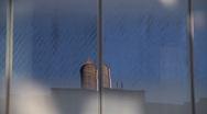 Stock Video Footage of Water reservoir in Manhattan