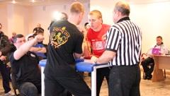 Arm wrestling Stock Footage