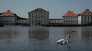 Stock Video Footage of Nymphenburg Palace