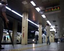 GFSD_Tokyo_Metro_Ueno_Station_TK05 Stock Footage