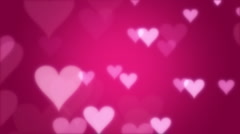 Hearts1 HD - stock footage