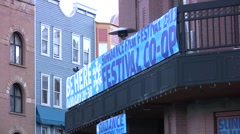 Sundance Film Festival Coop Stock Footage