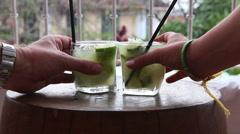 Cheers Stock Footage