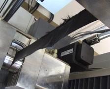 Breaking Machine Stock Footage