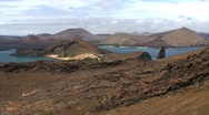 Galapagos Montain 2 (FULL HD 1080) Stock Footage