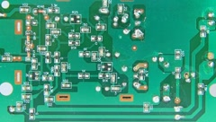 Microcircuit Stock Footage