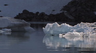 Iceberg Stock Footage