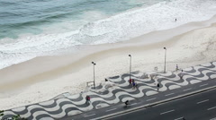 Copacabana - stock footage