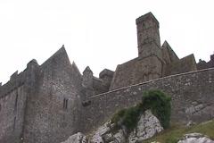 Rock of Cashel LowMS1 Stock Footage
